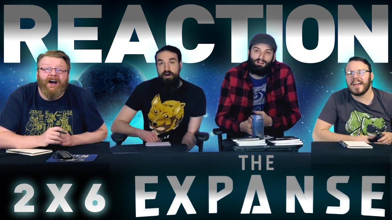 "Download The Expanse 2x6 REACTION!! ""Paradigm Shift"""