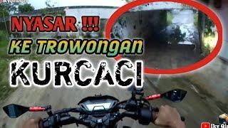 Download Nyari ALAMAT !!! - NYASAR Ke TROWONGAN Kecil    MOTOVLOG Iky Qinoy