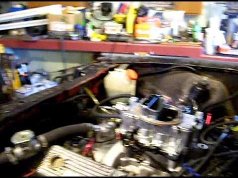 1980 Chevette 350