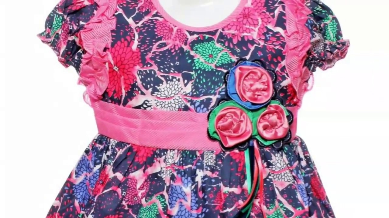 Baby Dress Design Homemade You