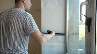 Шпатлёвка откосов под покраску(Сайт - http://vannajapodkljuch.ru Фейсбук - https://www.facebook.com/remont.vannoj Шпатлёвка откосов шитроком в три слоя под покраску., 2011-12-31T09:56:32.000Z)