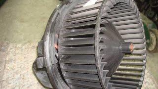 Ауди 100 печка не дует,что делать  Не вращается вентилятор печки,причина и устранение неисправности
