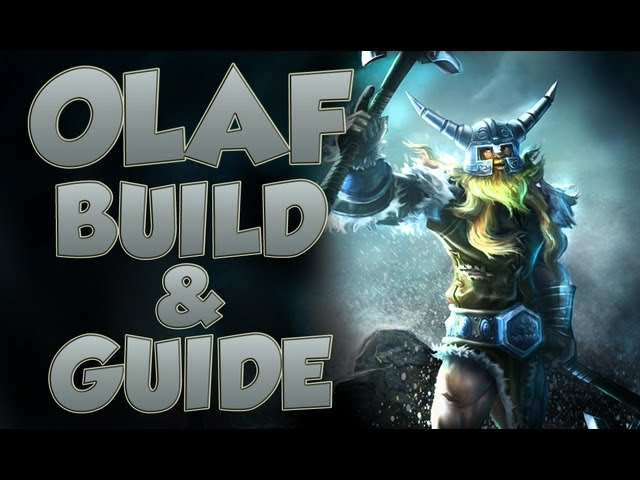 League of Legends - Olaf Build - with Commentary - Clip.FAIL