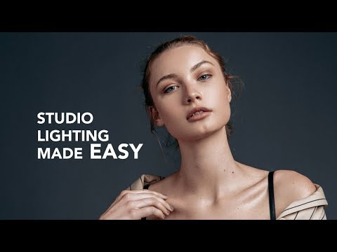 Improve Your Studio Lighting With These 3 Simple Setups
