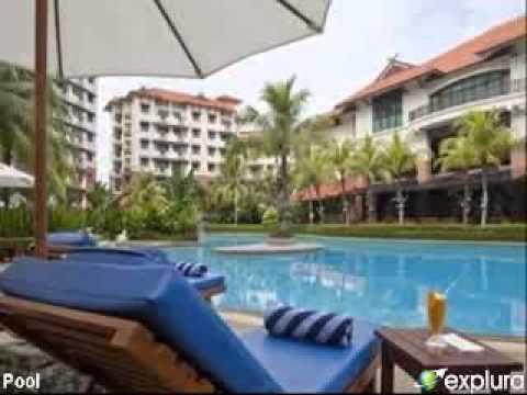 Holiday Inn Batam, Waterfront City, Batam Island, Indonesia by Explura.com