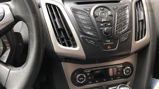 Demontare consola centrala Ford Focus MK3