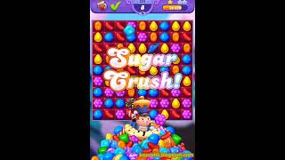 Candy Crush Friends Saga Level 223 (3 stars, No boosters)