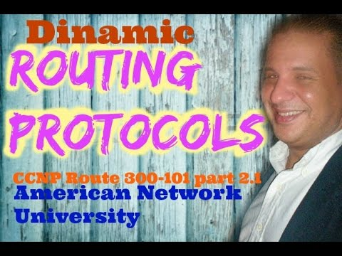 Routing protocols 2.1