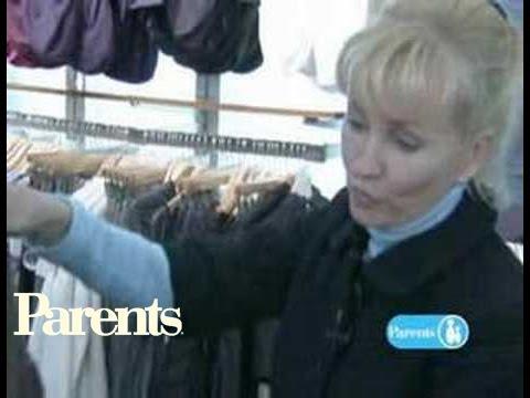 Tour of 'Destination Maternity' Store | Parents