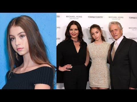 Catherine Zeta-Jones' Teenage