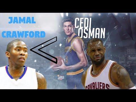 Cavs Chose Cedi Osman Over Jamal Crawford! Lebron Unhappy!