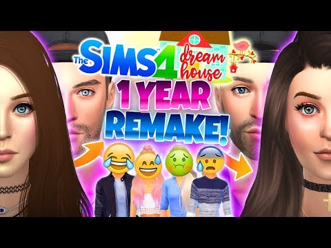 😱OG DREAMHOUSE RETURNS?!😱 (One Year Clare & Ali Remake!)