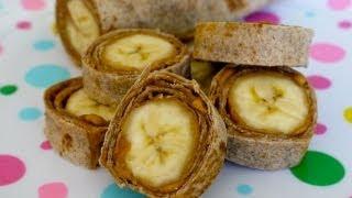 How to Make Banana Bites for Children