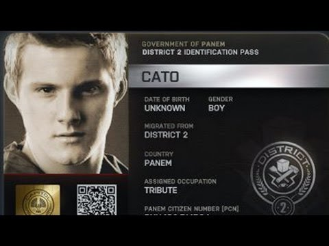THE HUNGER GAMES's Alexander Ludwig: Team Cato!