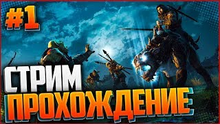 🔴 Middle-earth: Shadow of War (Средиземье: Тени Войны)|#1|