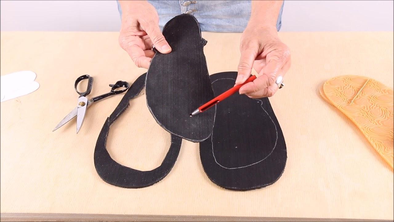 Huarache Sandalen selbermachen Barfuss Sandalen Bausatz