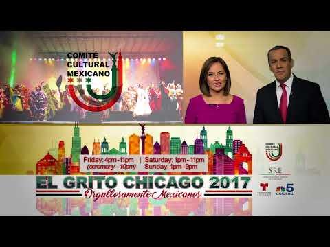 207 Mexican Independence Anniversary - Telemundo Chicago