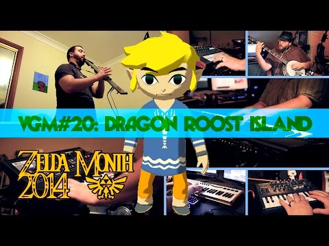 VGM #20: Dragon Roost Island (The Legend of Zelda: Windwaker) Ft. Soundole