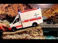 Bruder Toys - Ambulance - Police Car #w - Cartoon about Car - video for kids