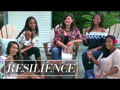 Resilience | Rosé Roundtable with Zoe Saldana, Cisely Saldana, Mariel Saldana and Jess Lizama
