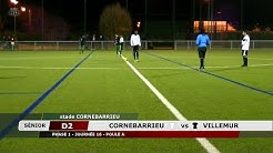 Sénior: CORNEBARRIEU vs VILLEMUR. 22/02/20