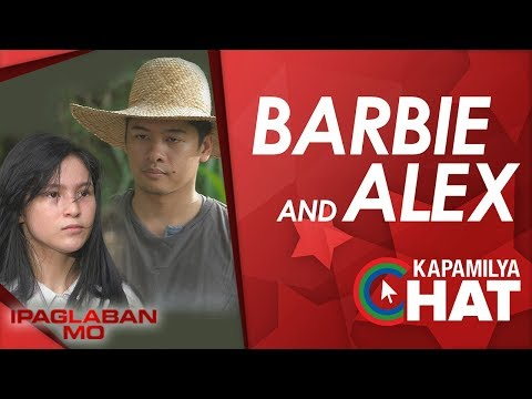 Kapamilya Chat with Alex Medina and Barbie Imperial for Ipaglaban Mo