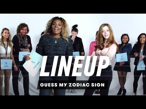 People Guess Strangers' Zodiac Sign   Lineup   Cut