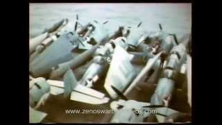 Flight Deck Crews: Landing & Re-Spotting World War 2 Aircraft Carrier Planes