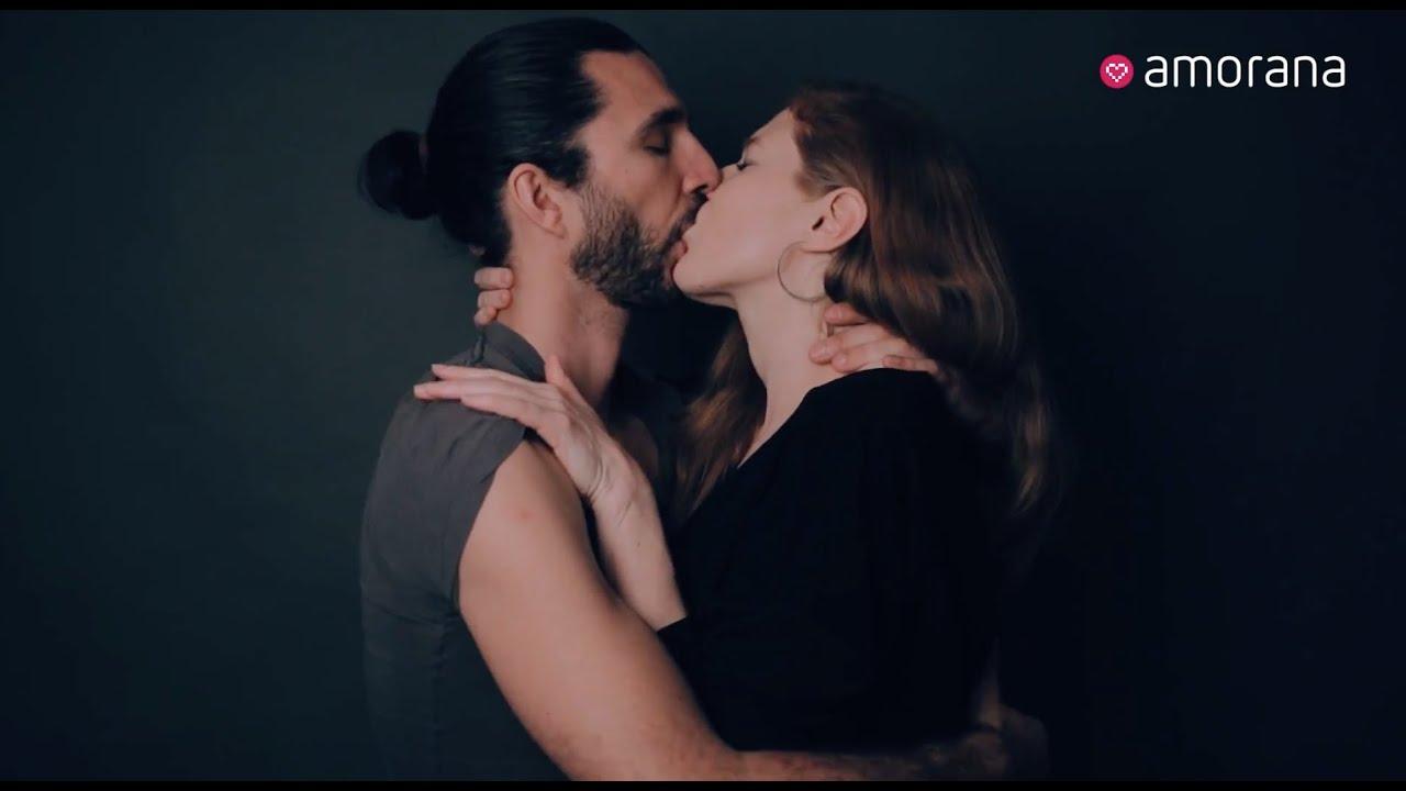 Küssen lernen frauen