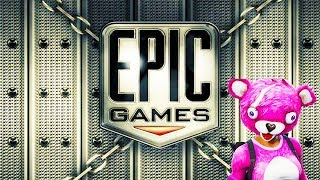 The Truth About EPIC GAMES | Chaos