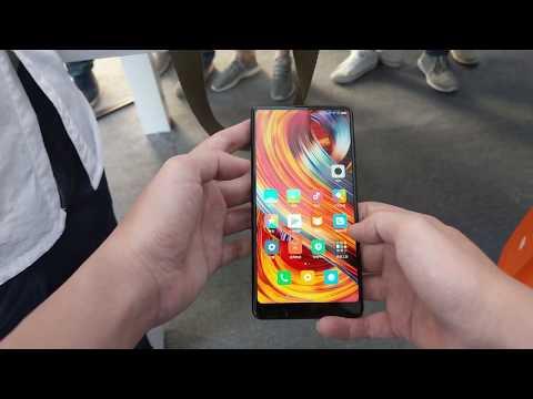 Trên tay Xiaomi Mi Mix 2: giá từ 500$, bản đặc biệt gốm nguyên khối rất đẹp | Tinhte.vn