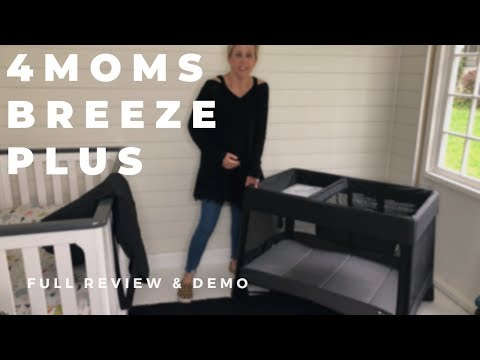 4Moms Breeze Plus Review & Demo | BabyNav