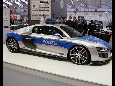 Top 10 Fastest Police Cars in the World - YouTube  Fastest Police Car In The World 2013