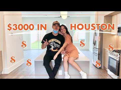 What $3000 Per Month Will Get You In Houston | Aja Dang