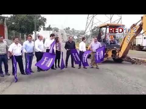 Ayuntamiento inicia trabajos de reencarpetamiento de la Amalia Solórzano y Quinceo