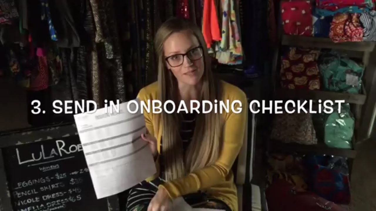 starting a lularoe business plan