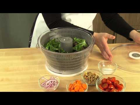 PL8® Presse Salad Spinner - Progressive International