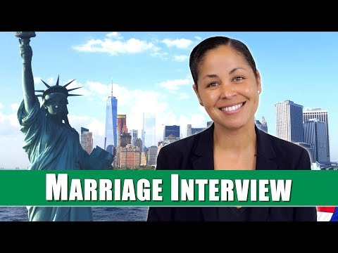 Tips For Green Card Marriage Interview (2019) - Questions And Answers
