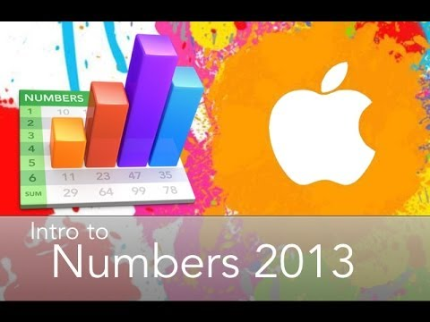 Intro to Numbers - 2013 (aka Numbers 5)