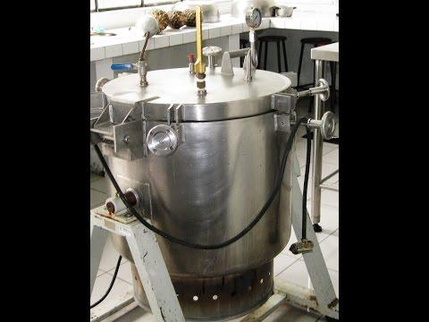 Conservas - proceso de esterilizacion en autoclave - Maestria 2014
