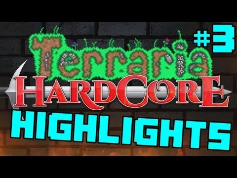 PBG Terraria Hardcore #3 Highlights