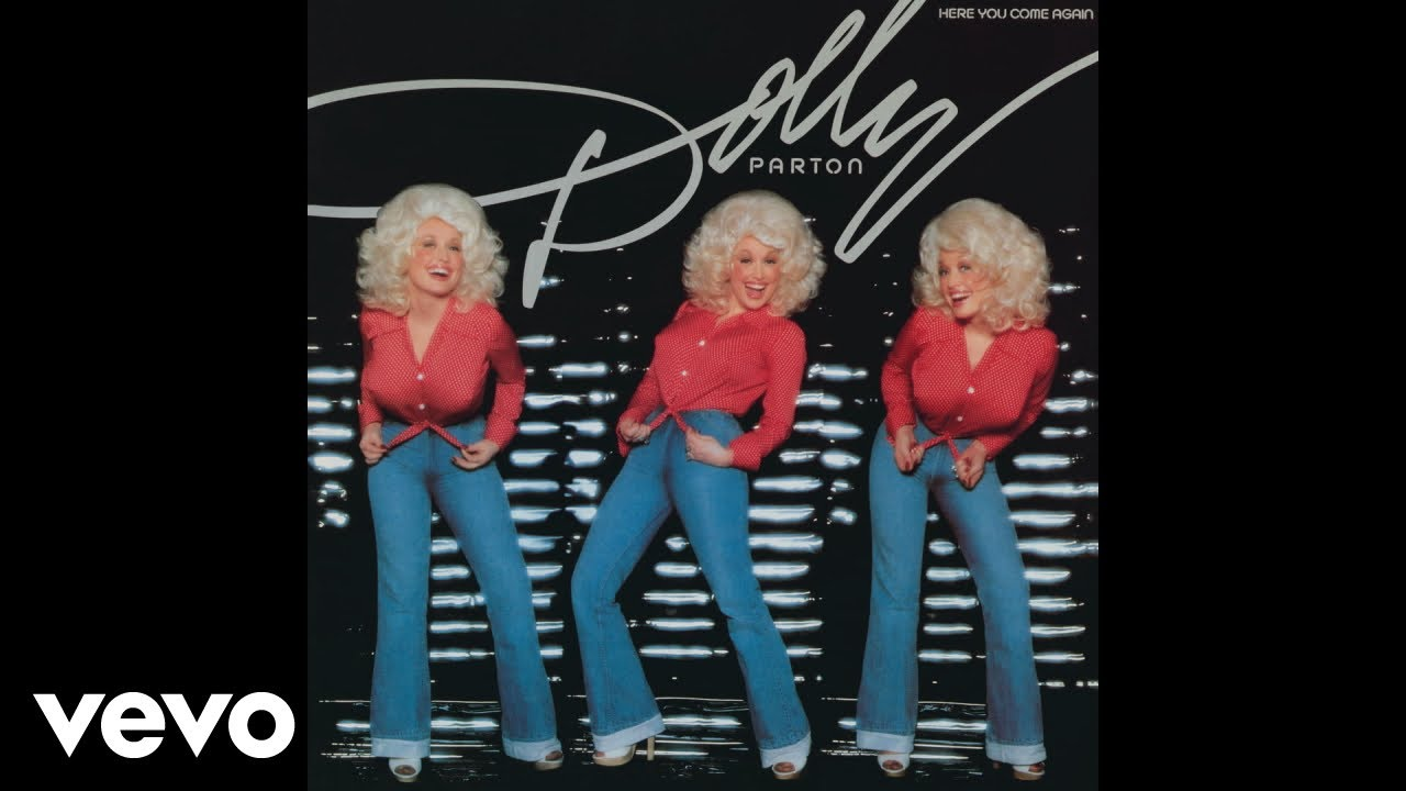 Image result for here you come again, dolly parton