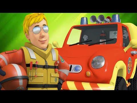 Fireman Sam New Episodes | Pizza Pandemonium - Water rescue uniform | 45 Minutes 🚒🔥Kids Cartoon