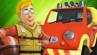 Fireman Sam New Episodes | Pizza Pandemonium - Water rescue uniform | 45 Minutes 🚒🔥Kids Cartoon