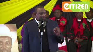 President Kenyatta orders copyright offices to move from Attorney general's office to ICT ministry