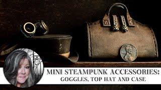 �⚙ Mini Steampunk Accessories ⚙�