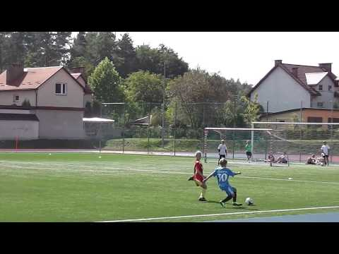 Tomasovia Tomaszów Lub. - TOP 54 Biała Podlaska 3:3(2:1) skrót meczu