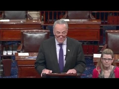 Breaking News:  Senate debate on Wilbur Ross Commerce Sec. nomination  Feb 27  2017