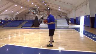 Facing Up - Big Man Offensive Skills Series by the IMG Academy Basketball Program (2 of 4)
