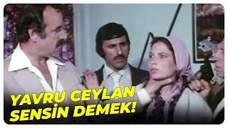 Canına Okumanın Zamanı Geldi  Kader Arkadaşı - Cüneyt Arkın Eski Türk Filmi